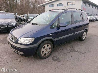 gebraucht Opel Zafira 1.8i 16V Elegance