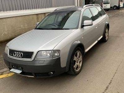 gebraucht Audi A6 Allroad A6 Allraod 2.7 V6 Biturbo