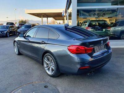 gebraucht BMW 420 4er d Gr.Cpé xDrive Sport