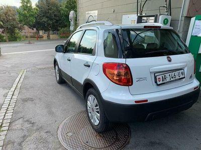 gebraucht Fiat Sedici 1.6 4WD Dynamic