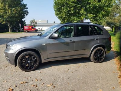 gebraucht BMW X5 M xDrive 50i Spacegrau metallic