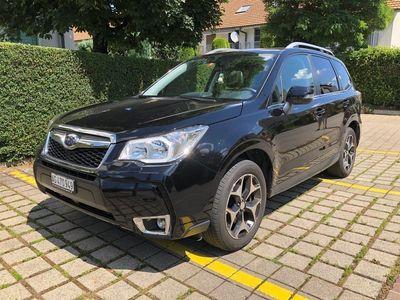 gebraucht Subaru Forester 2.0D Luxury Lineatronic