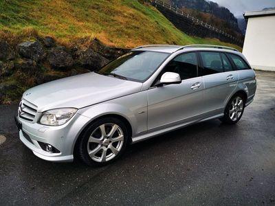 gebraucht Mercedes C350 C-KlasseCDI (320 CDI) Elégance 7G-Tronic