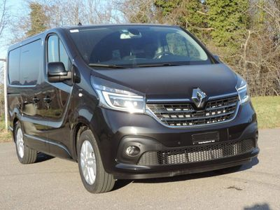 gebraucht Renault Trafic Blue dCi 170 EDC Spaceclass Pack Signature