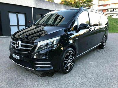 gebraucht Mercedes V250 V-Klassed Avantgarde extralang 4M 7G-Tronic