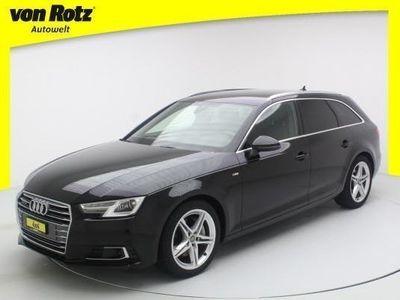 gebraucht Audi A4 Avant 2.0 TDI Sport qu