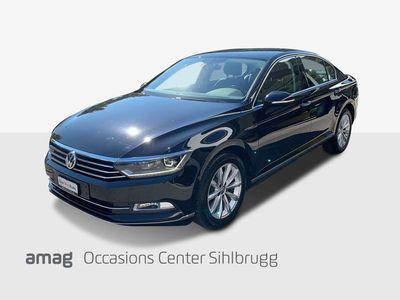 gebraucht VW Passat 2.0 TDI BMT Highline DSG 4Motion