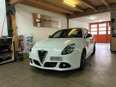 gebraucht Alfa Romeo Giulietta 1750 TBi Quadrifoglio Verde TCT
