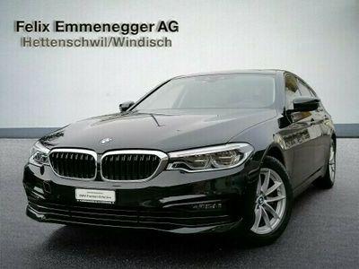 gebraucht BMW 520 5er d xDrive Sport Line