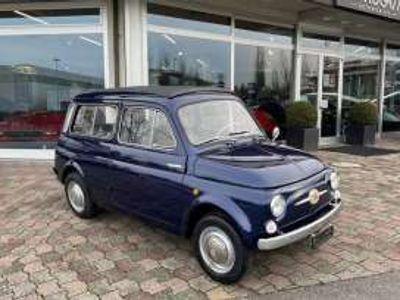 gebraucht Fiat 500 Benzin