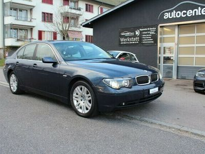 gebraucht BMW 735 7er 735i 7er i