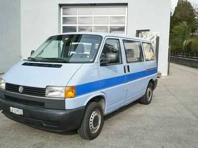 gebraucht VW T4 T4 Syncro 4x4Syncro 4x4