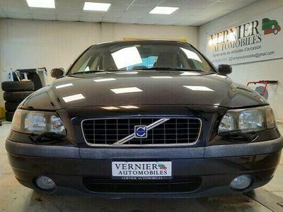 gebraucht Volvo S60 2.4 Summum