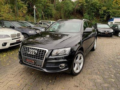 gebraucht Audi Q5 2.0 TFSI quattro S-tronic S line