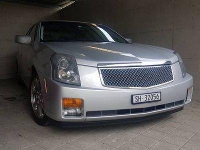 gebraucht Cadillac CTS 3.2 V6 Sport 89000 Km Gewindefahrwerk ab MFK