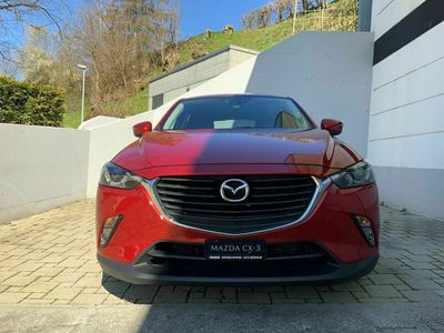 gebraucht Mazda CX-3 CX-3 2.0 Ambition FWD2.0 Ambition FWD