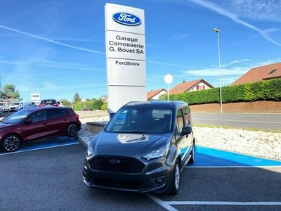 gebraucht Ford Tourneo Connectect 1.5 EcoBlue 10 Trend