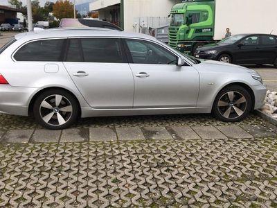 gebraucht BMW 530 5erDiesel Export
