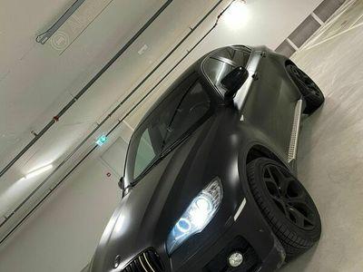 gebraucht BMW X6 40d xDrive 5Sitzer Sonderlack