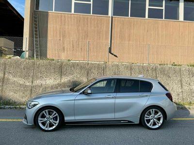 gebraucht BMW M135 1er i xDrive Steptronic
