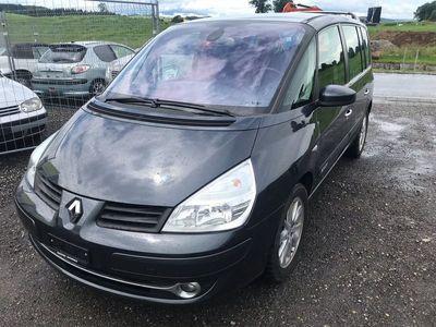 gebraucht Renault Espace 2.0 dCi Dynamique