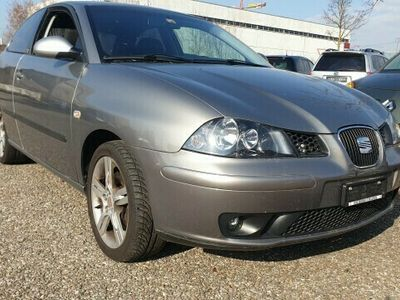 gebraucht Seat Ibiza Ibiza 1.8 20V Turbo FR1.8 20V Turbo FR