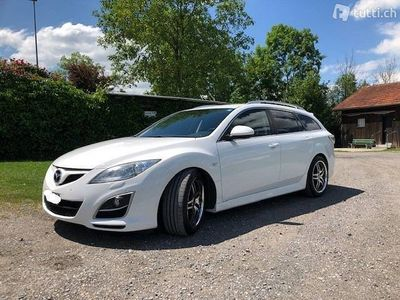 gebraucht Mazda 6 2.5 16V Sport (Kombi)