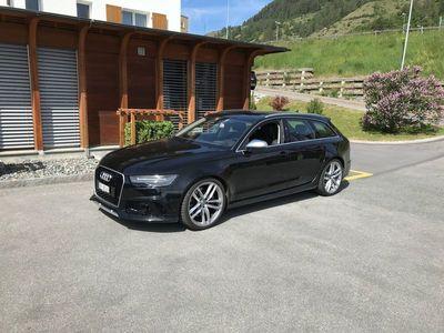 gebraucht Audi RS6 S6 / RS6Avant 4.0 TFSI V8 quattro Tiptronic