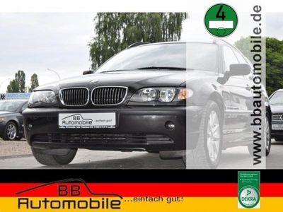 gebraucht BMW 316 i Touring Edition Lifestyle
