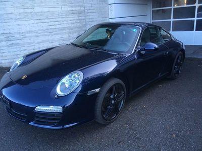 gebraucht Porsche 911 Carrera BLUE NOTTE METALIZZATO