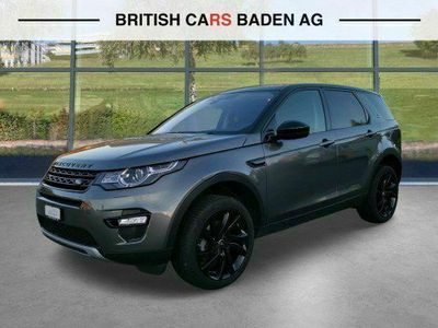 gebraucht Land Rover Discovery Sport Discovery Sport DISCOVERY SP Disco. Sport 2.2SD4 HSEDISCOVERY SP Disco. Sport 2.2SD4 HSE