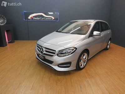 gebraucht Mercedes B200 CDI Urban 7G-DCT
