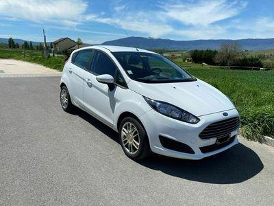 gebraucht Ford Fiesta 1.0 SCTi Trend