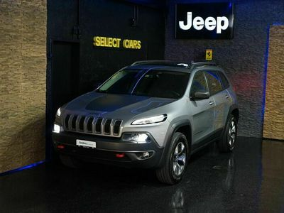 gebraucht Jeep Cherokee 3.2 Trailhawk AWD 9ATX
