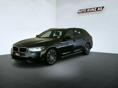 gebraucht BMW 530  d xDrive Touring M Sportpaket Automat