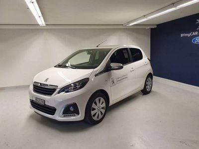 gebraucht Peugeot 108 e-1.0 VTi Stop&Start Active