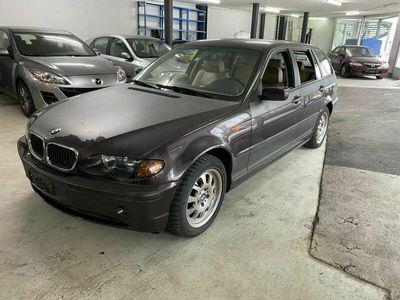 gebraucht BMW 320 3er 320d - 2002 - 238`000km 3er d - 2002 - 238`000km