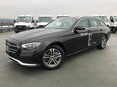 gebraucht Mercedes E200 4Matic Avantgarde 9G-Tronic