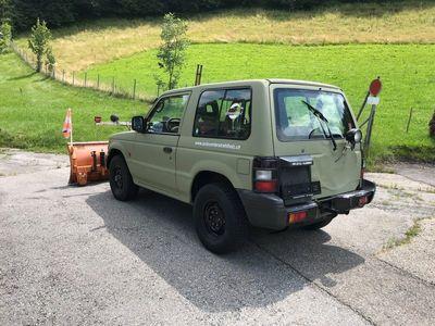gebraucht Mitsubishi Pajero 2.5 TDI Classic