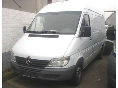gebraucht Mercedes Sprinter 208 CDI Hoch+Lang **EURO3*AT.MOTOR**