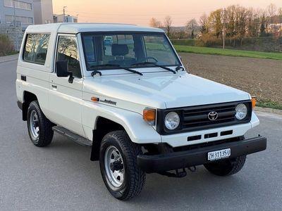 gebraucht Toyota Land Cruiser 400 FRP-Top 4.2 D