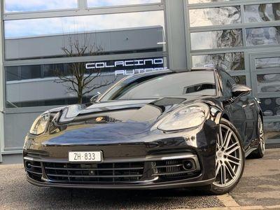 gebraucht Porsche Panamera 4S Diesel PDK