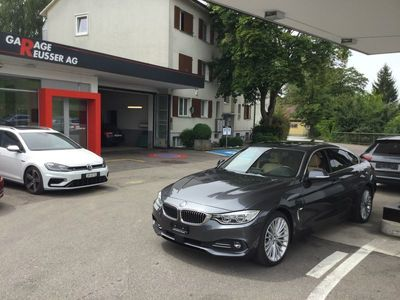 gebraucht BMW 420 Gran Coupé 4er DIESEL X-DRIVE LUXURY LINE STEPTRONIC 190 PS
