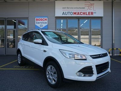 gebraucht Ford Kuga 2.0 TDCi 150 Carving 4x4