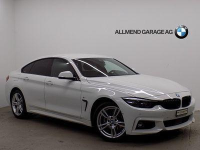 gebraucht BMW 420 Gran Coupé 4er d xDrive