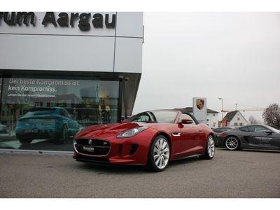 gebraucht Jaguar F-Type 5.0 L V8 S/C