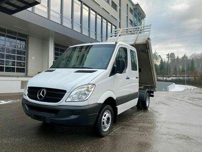 gebraucht Mercedes Sprinter Sprinter 515 CDI Kipper515 CDI Kipper
