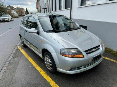gebraucht Chevrolet Kalos 1.2 a/c FÜR EXPORT!!!