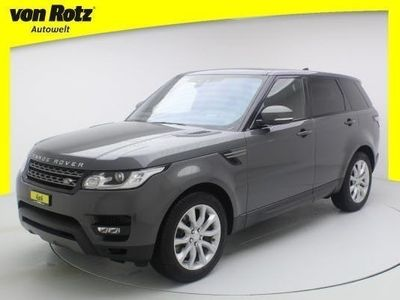 gebraucht Land Rover Range Rover Sport Sport RR 3.0 SDV6 SE