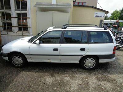 gebraucht Opel Astra F12 Cvan